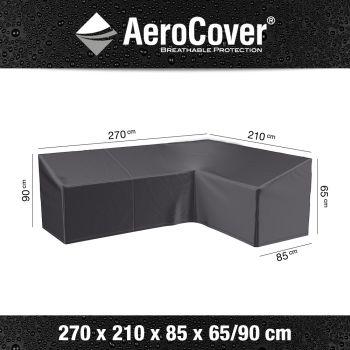 Ochranný kryt na rohovou sedačku AeroCover vel. L1