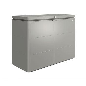 Vysoký úložný box Biohort HighBoard šedý křemen