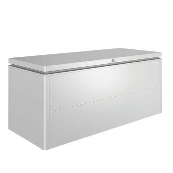 Box na potahy Biohort LoungeBox stříbrný