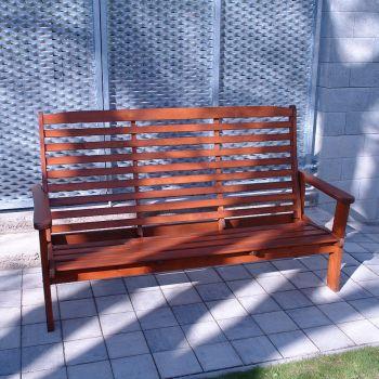 Zahradní lavice SOLBERGA Deluxe