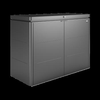 Vysoký úložný box Biohort HighBoard antracitový