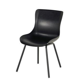 Jídelní židle SOPHIE RONDO černá