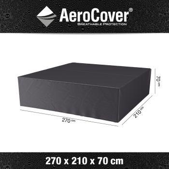 AeroCover- kryt na zahradní nábytek lounge 6