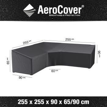 Kryt na rohovou lounge sedačku AeroCover Trapeze 1