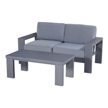 Zahradní lounge sofa Hartman TITAN 2