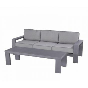Zahradní lounge sofa Hartman TITAN 3