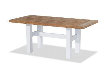 Yasmani bílý stůl jídelní