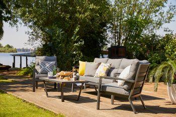 CANBERRA 3 | zahradní sedací souprava