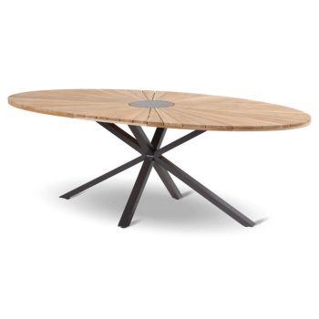 ELLIPSE teak | stůl Hartman