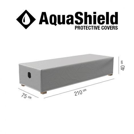 Ochranný kryt AquaShield lehátko