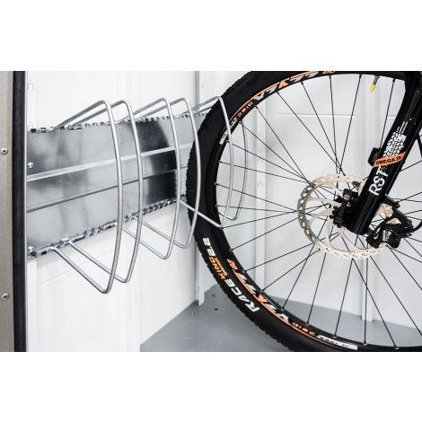 Biohort StoreMax bikeHolder set stojanů na kola do boxu