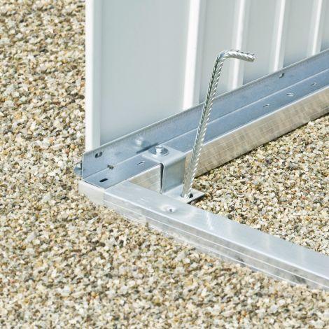 Biohort Equipment Locker hliníkový podlahový rám pro zahradní skříň