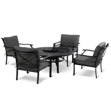 Zahradní nábytek hliník lounge set JAMIE OLIVER 3