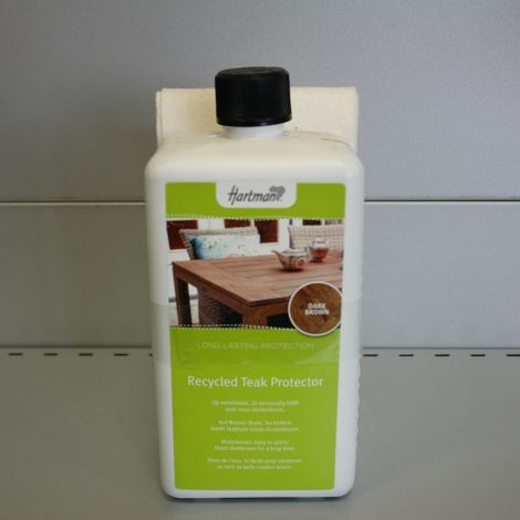 Recycled teak protector Hartman