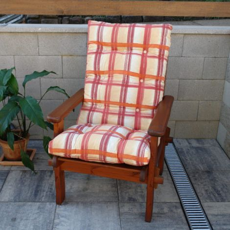 Polstr na zahradní nábytek Harbo Petra GRAZ- 125