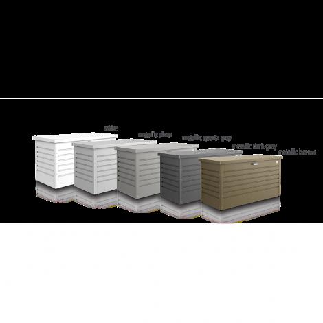 Box na balíky s číselným kódovým zámkem Biohort PostBox
