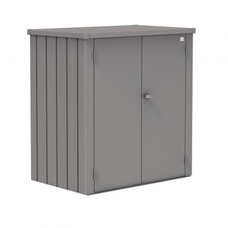 Skříňka na terasu Biohort ROMEO šedý křemen
