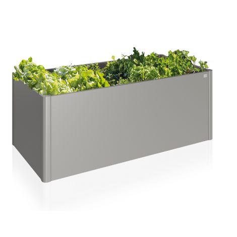 Zvýšený truhlík na zeleninu Biohort VEGETABLE 4 šedý křemen