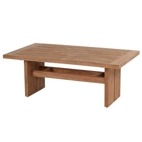 Zahradní stolek teak polojídelní Hartman Nicole Vintage brown