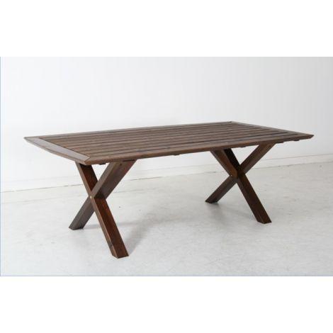 Zahradní stůl dřevěný ANNA