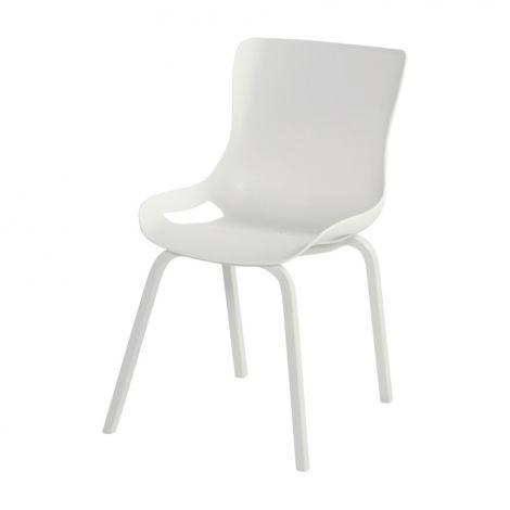 Stohovatelná židle SOPHIE PRO GASTRO bílá