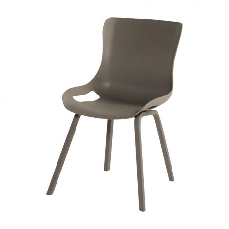 Stohovatelná židle SOPHIE PRO GASTRO taupe