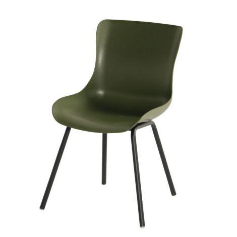 Jídelní židle SOPHIE RONDO zelená
