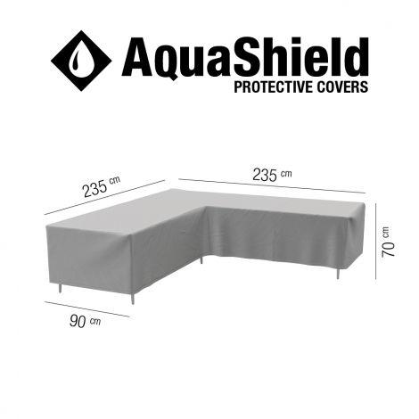 Ochranný kryt AquaShield rohový 2