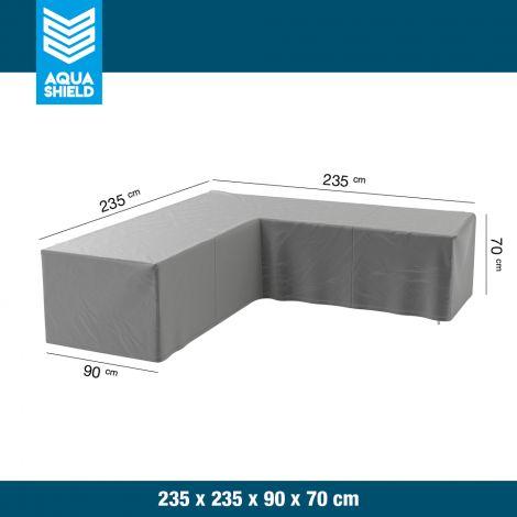 AquaShield- rohový ochranný kryt na zahradní nábytek 2