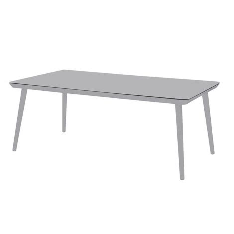 Jídelní stůl SOPHIE Studio světle šedý