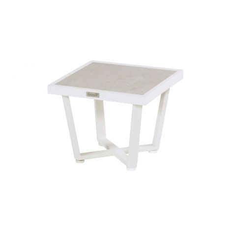 Boční stolek Hartman LUXOR 1 bílý