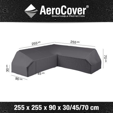 Kryt na rohovou sedačku AeroCover Platform vel.1