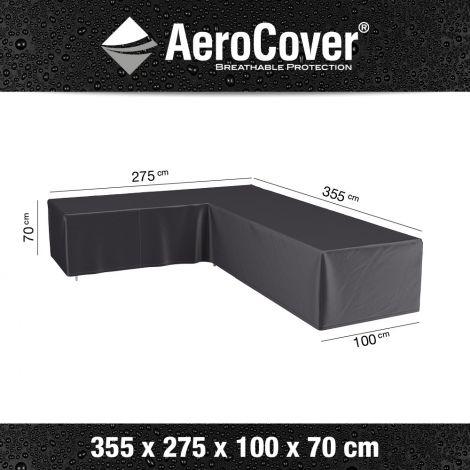 Kryt na rohovou lounge sedačku AeroCover L3
