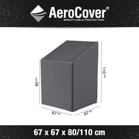 AeroCover- kryt na stohovatelná křesla