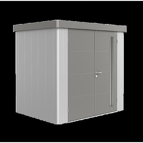 Biohort NEO domek 2 stříbrný/křemen