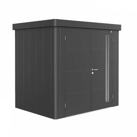 Biohort NEO domek 2 tmavě šedý