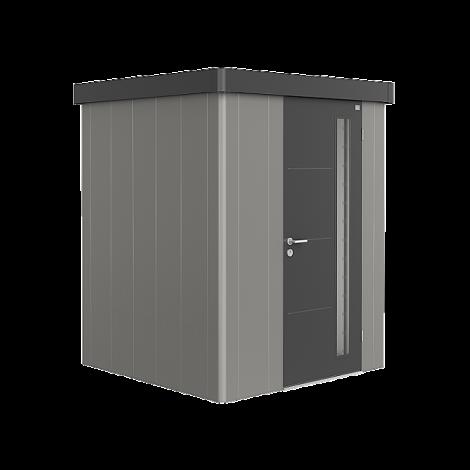 Biohort NEO domek 1 šedý křemen/tmavě šedý