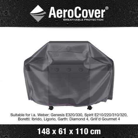 AeroCover | kryt na zahradní kuchyň 3