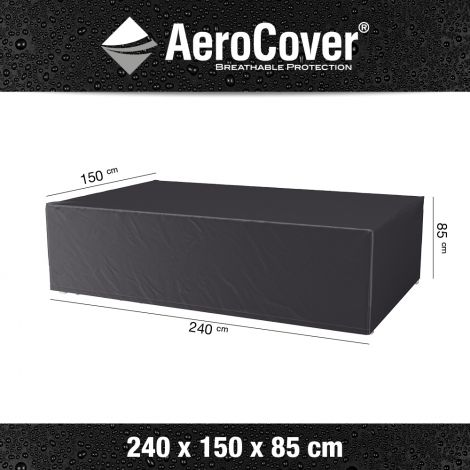AeroCover- kryt na zahradní nábytek set 9