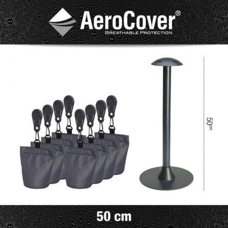 Aerocover sada na napnutí ochranného krytu