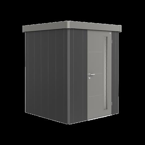 Biohort NEO domek 1 tmavě šedý/šedý křemen