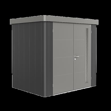 Biohort NEO domek 2 tmavě šedý/šedý křemen
