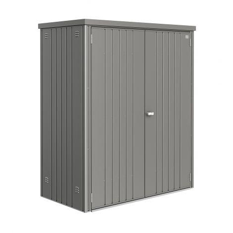 Skříň na nářadí Biohort Equipment Locker 150 šedý křemen
