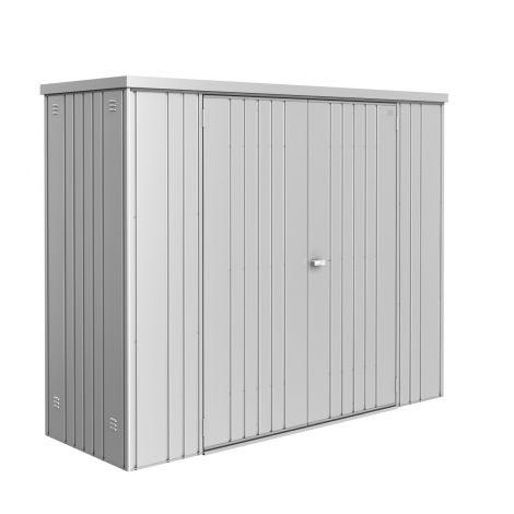 Skříň na nářadí Biohort Equipment Locker 230 stříbrná