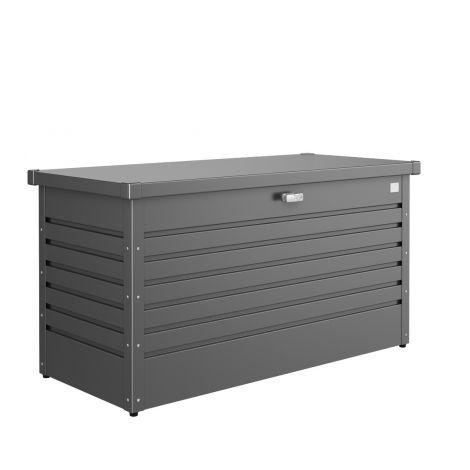 Box na nářadí, hračky a polstry Biohort FreizeitBox tmavě šedý